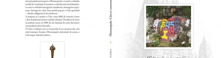 Indra: DHAMMAPADA, (câteva) comentarii, vol.1